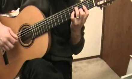 Pachelbel s Canon Classical Guitar Lesson 6   YouTube