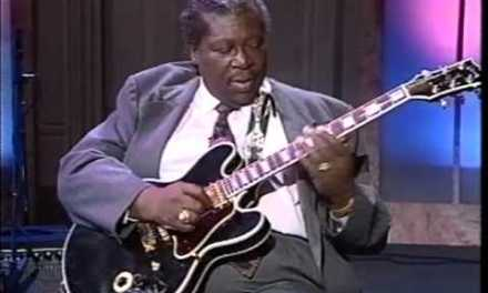 BB King – Guitar Lesson – Scales – Chromatic and Minor Pentatonic