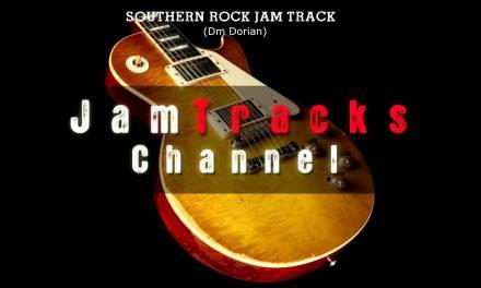 Southern Rock Guitar Backing Track – JamTracksChannel –