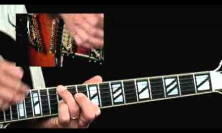 A Touch of Bop #3 – Jazz Up Your Blues – Jazz Blues Guitar Lessons – Frank Vignola