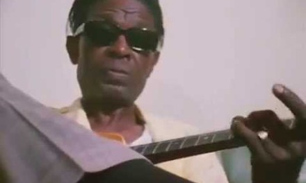 Acoustic Blues Guitar – Lightnin' Hopkins – That Woman Named Mary