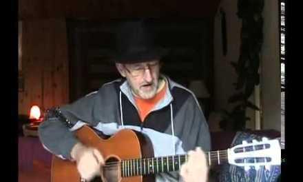 Acoustic Blues Guitar – Crossroads (Cover) – Robert Johnson