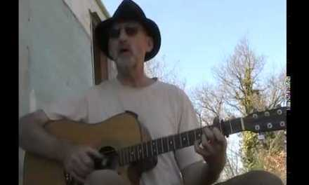 Acoustic Blues Guitar – Search the Desert – Blind Willie McTell (Cover)