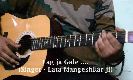 Lag Ja Gale | Easy Guitar Lesson | Chords | Strumming | Lata Mangeshkar | Rotten Guitars