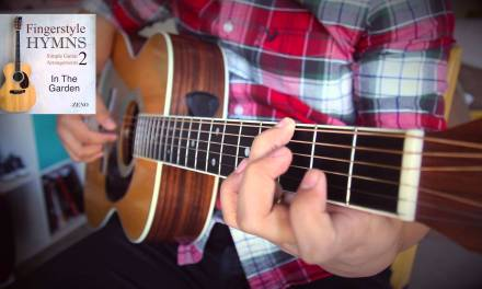 In The Garden (Simple Fingerstyle Arrangement) – Zeno