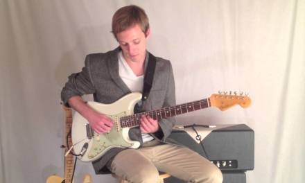 Guitar Lesson on Chords – Harmonize a Scale in Triads with the C Major Scale