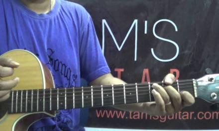 Purano Sei Din er Kotha Chords/tutorial/guitar lesson (www.tamsguitar.com)