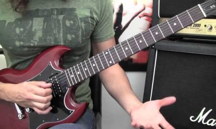 5 Easy Blues Licks in C Major Pentatonic – Guitar lesson
