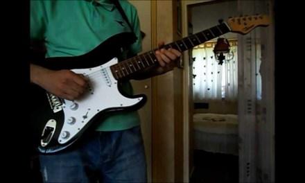 Eddy Grant – Electric Avenue Guitar Cover