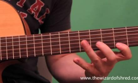 Neo Classical Guitar Lesson – Classical Ideas 4