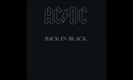 AC/DC Back in black Backing Track (with vocals)
