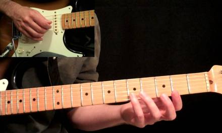 Sultans Of Swing Guitar Lesson Pt.1 – Dire Straits – Intro & Verse One