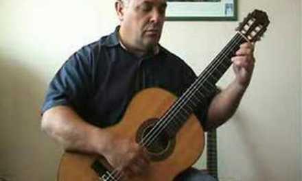 Beginner Guitar Lesson #8 – The Ash Grove for classical guitar