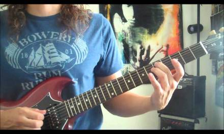 Easy Blues Pattern – Free Guitar Lesson