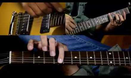 All Right Now Guitar Lesson by Free