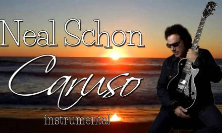 Neal Schon – Caruso – Guitar Backing Tracks