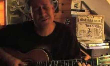 Rope Stretchin' Blues – Blind Blake – Acoustic Fingerpicking Blues
