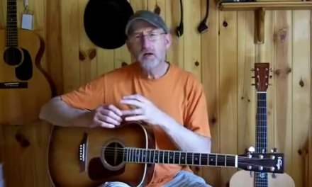 Blues Guitar Tips – Open G Tuning & Bottleneck