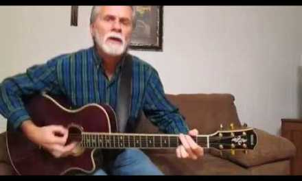 Acoustic tutorial for King of the world (Rey y Senor) by Natalie Grant