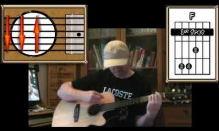 Fat Old Sun – Pink Floyd – Acoustic Guitar Lesson (easy-ish)