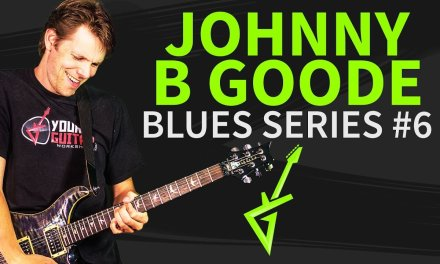 How To Play Johnny B Goode Guitar Lesson – Intro Solo – Blues Guitar Series #6