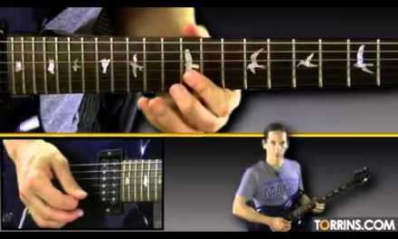 Guitar Song Lessons   Pichle Saat Dinoon Mein Guitar Lesson Video 5 Medium Solo Lesson