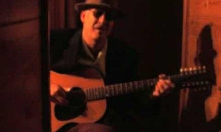 44 Blues –  Acoustic 12-string guitar – fingerpicking blues