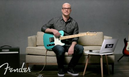 How to Tune a Guitar   Electric Guitar Tuning for Beginners   Fender