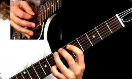 Jazz Guitar Lessons – Graduated Solos – Mimi Fox – Standard in C 1