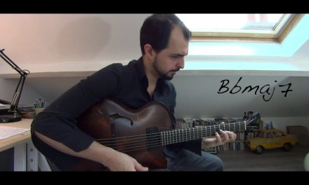 Jazz Guitar Mini Lesson #9 – Rhythm Changes