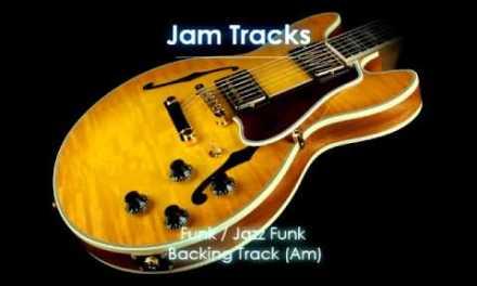 Funk/Jazz Funk Backing Track – TheGuitarLab.net –