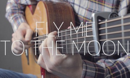 Fly Me To The Moon – Frank Sinatra – Fingerstyle Guitar Cover by James Bartholomew