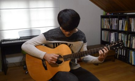 City Of Stars (Acoustic Guitar Cover)-Kangho Lee