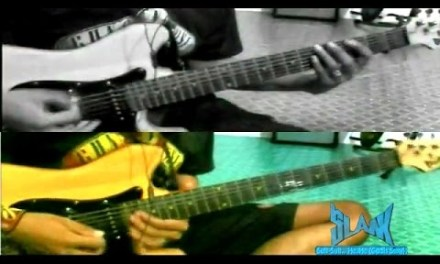 SLANK – Suit Suit He He Gadis Sexy  ( Guitar Cover + Guitar Lesson With Tab Guitar Tutorial )
