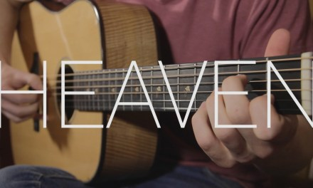 Bryan Adams – Heaven – Fingerstyle Guitar Cover By James Bartholomew