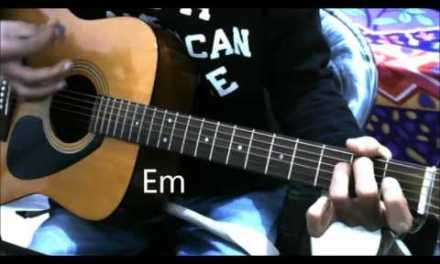 Hosanna + Ishq Bulava Romantic songs – Simple beginners guitar cover lesson chords
