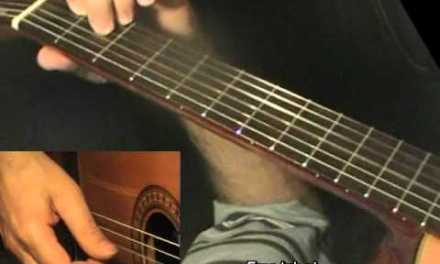 CAN'T HELP FALLING IN LOVE: Fingerstyle Guitar Lesson + TAB by GuitarNick