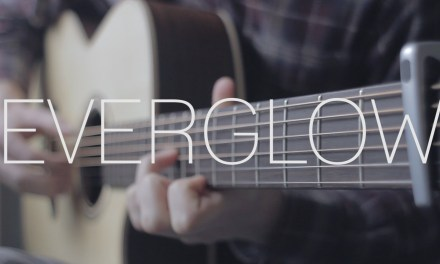 Coldplay – Everglow – Fingerstyle Guitar Cover By James Bartholomew