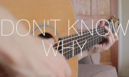Don't Know Why – Norah Jones – Fingerstyle Guitar Cover by James Bartholomew