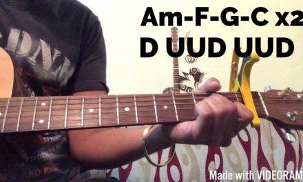 Humari Adhuri Kahani – Guitar Chords Strumming Guitar Lesson/Tutorial