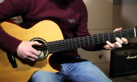 Coldplay – The Scientist – Instrumental Guitar by James Bartholomew