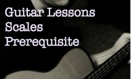 Lessons Scales Prerequisite