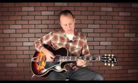 Country and Early Electric Blues Guitar Lesson by Tommy Harkenrider