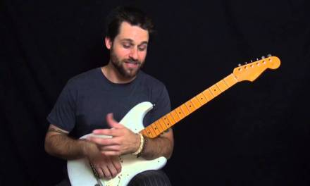 No Woman No Cry – Electric Guitar Lesson Preview