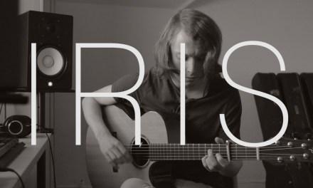 Goo Goo Dolls – Iris – Fingerstyle Guitar Cover By James Bartholomew