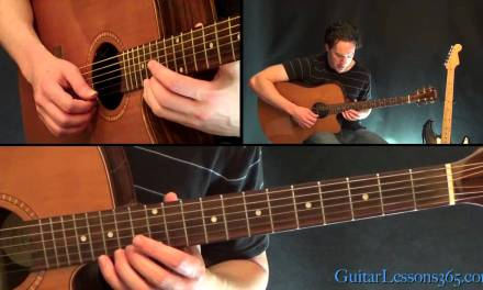 Babe I'm Gonna Leave You Guitar Lesson Pt.3 – Led Zeppelin – Solos & Fills