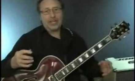 MOONDANCE Fingerstyle Guitar Arrangement Lesson Demo