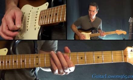 Led Zeppelin – Dazed and Confused Guitar Lesson (Chords/Rhythms)