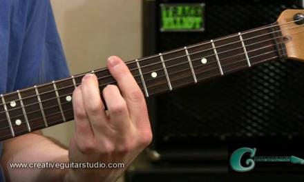 Guitar Lesson: Secondary Dominant Chords