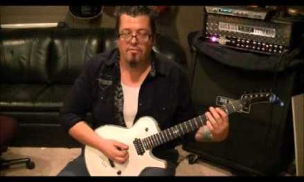 FREYA – SWORD – Guitar Lesson by Mike Gross – How to Play – Tutorial